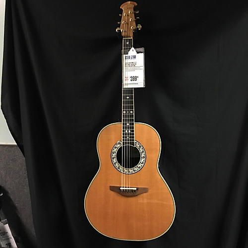 Ovation 1717 Acoustic Electric Guitar-thumbnail