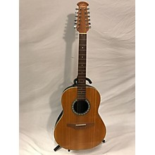 Ovation 1751 Standard Ballader 12 String Acoustic Guitar