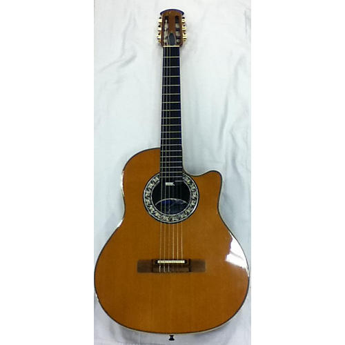 Ovation 1763 Classical Acoustic Electric Guitar
