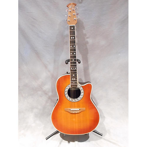 Ovation 1767 Acoustic Electric Guitar