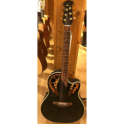 Ovation 1768 ELITE Acoustic Electric Guitar