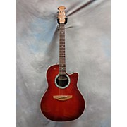 Ovation 1771 Standard Balladeer Acoustic Electric Guitar