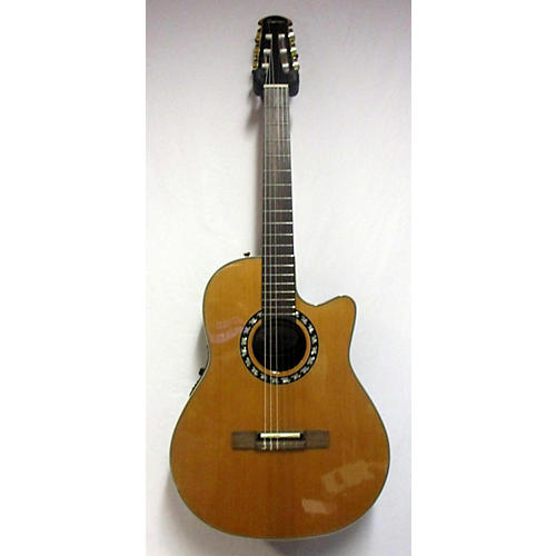Ovation 1773AX Classical Acoustic Electric Guitar