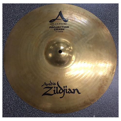 Zildjian 17in A Custom Projection Crash Cymbal-thumbnail