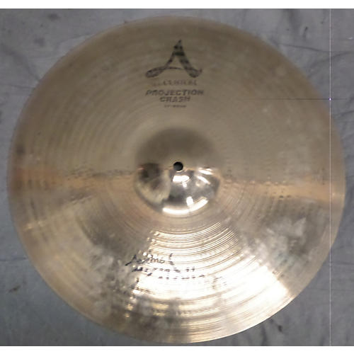 Zildjian 17in A Custom Projection Crash Cymbal