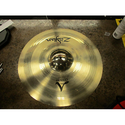 Zildjian 17in A Custom Rezo Crash Cymbal-thumbnail