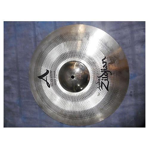 Zildjian 17in A Custom Rezo Crash Cymbal-thumbnail