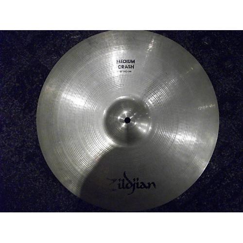 Zildjian 17in A MEDIUM CRASH Cymbal