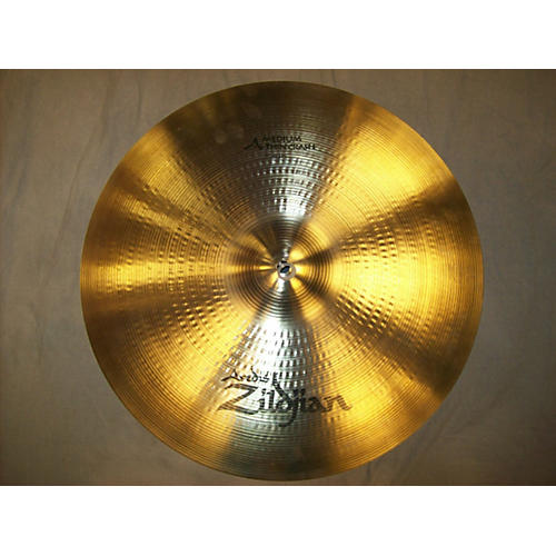 Zildjian 17in A Medium Thin Crash Cymbal