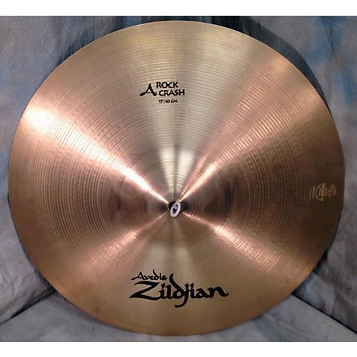 Zildjian 17in A Rock Crash Cymbal-thumbnail