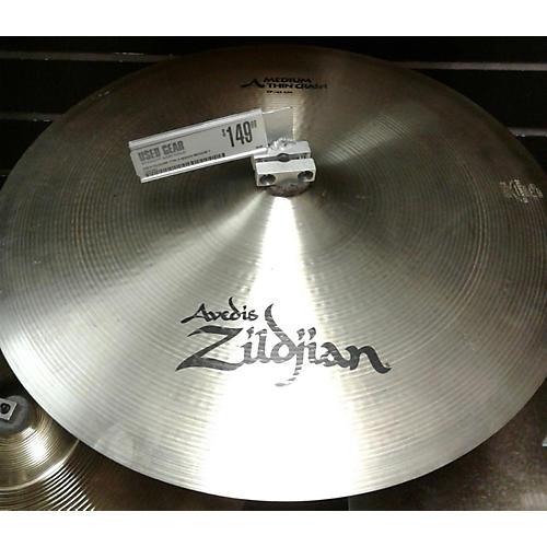 Zildjian 17in A Series Medium Thin Crash Cymbal-thumbnail