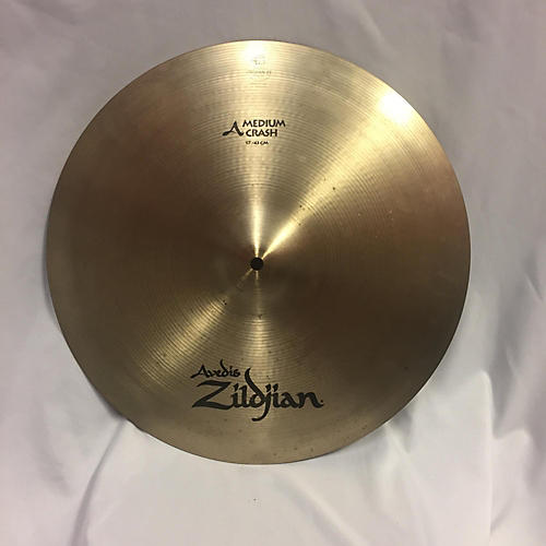 Zildjian 17in A Series Medium Thin Crash Cymbal-thumbnail