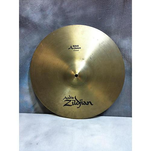 Zildjian 17in A Series Rock Crash Cymbal-thumbnail