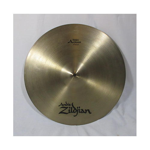 Zildjian 17in A Series Thin Crash Cymbal-thumbnail