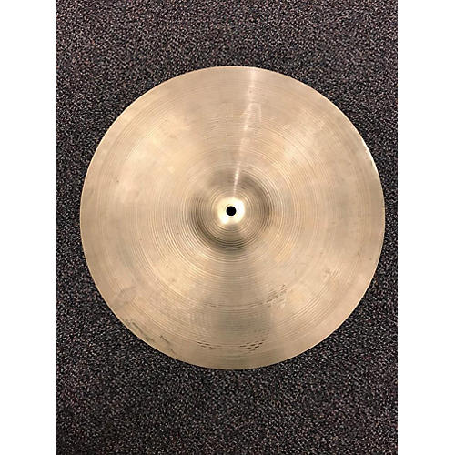 Sabian 17in AA Rock Crash Brilliant Cymbal