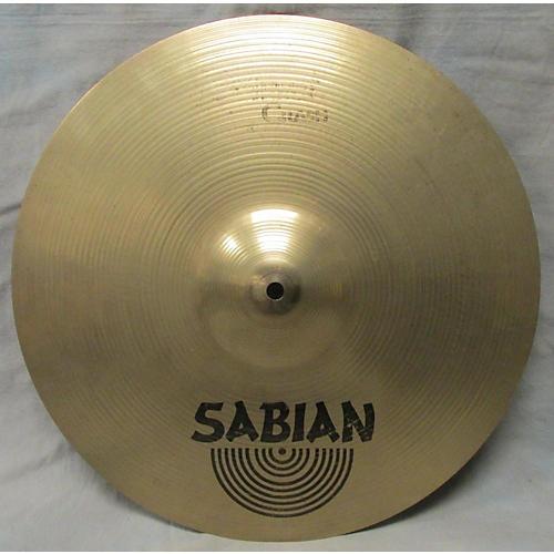 Sabian 17in AA Rock Crash Brilliant Cymbal-thumbnail