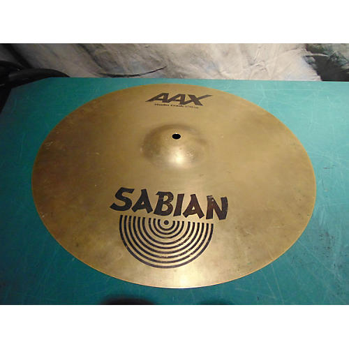 Sabian 17in AAX Studio Crash Cymbal