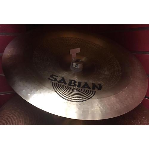 Sabian 17in AAX Xplosion China Cymbal