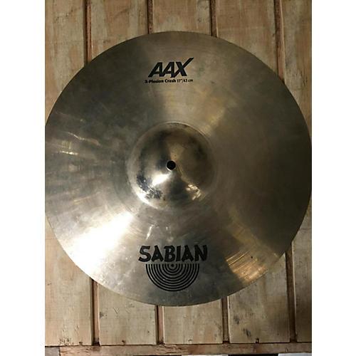 Sabian 17in AAX Xplosion Crash Cymbal-thumbnail