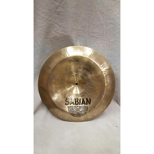 Sabian 17in AAX Xtreme Chinese Brilliant Cymbal-thumbnail