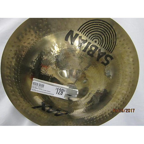 Sabian 17in AAX Xtreme Chinese Brilliant Cymbal