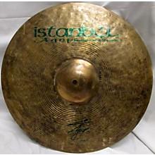 Istanbul Agop 17in Agop Signature Crash Cymbal