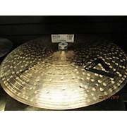 Paiste 17in Alpha Thin Crash Cymbal