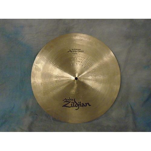 Zildjian 17in Armand Series Medium Thin Crash Cymbal-thumbnail