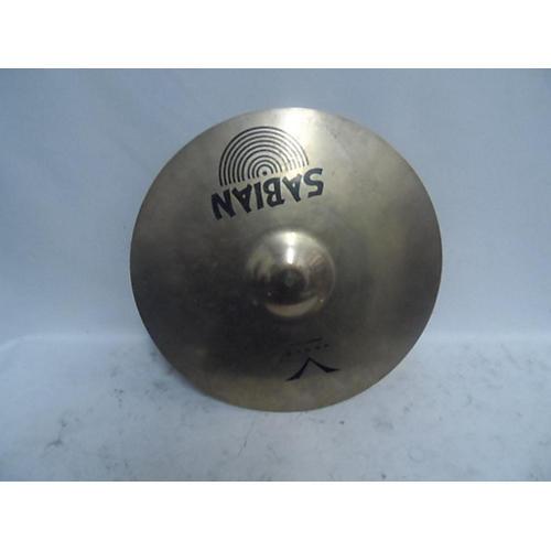 Sabian 17in Artisan Vault Crash Brilliant Cymbal