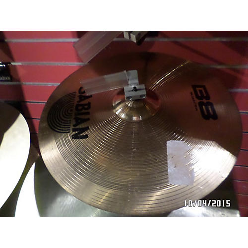 Sabian 17in B8 Crash BRASS Cymbal