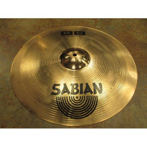 Sabian 17in B8 Thin Crash Cymbal-thumbnail