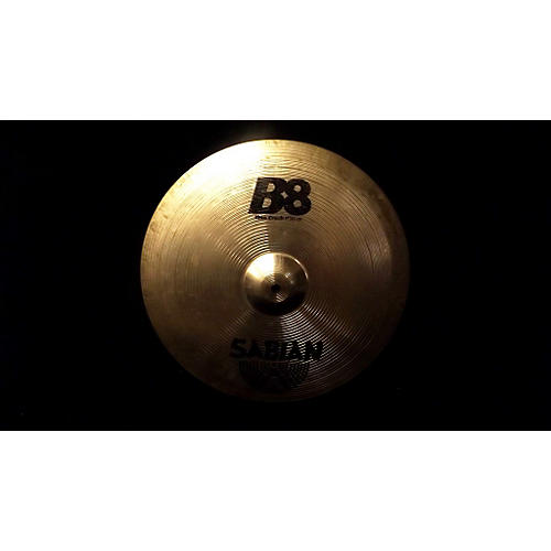 Sabian 17in B8 Thin Crash Cymbal-thumbnail