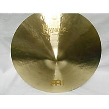 Meinl 17in BYZANCE JAZZ MEDIUM THIN CRASH Cymbal
