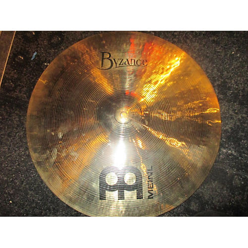 Meinl 17in Byzance Medium Thin Crash Brilliant Cymbal-thumbnail