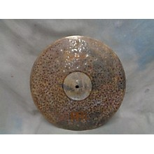 Meinl 17in Byzance Thin EX Dry Traditional Crash Cymbal