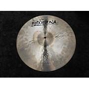 Istanbul Mehmet 17in CRASH THIN Cymbal