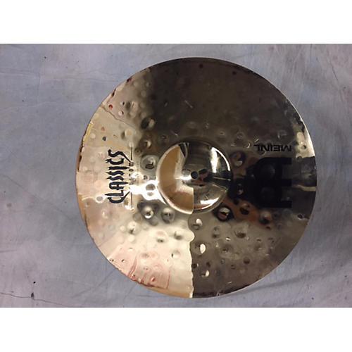 Meinl 17in Classic Custom Extreme Metal Crash Brilliant Cymbal