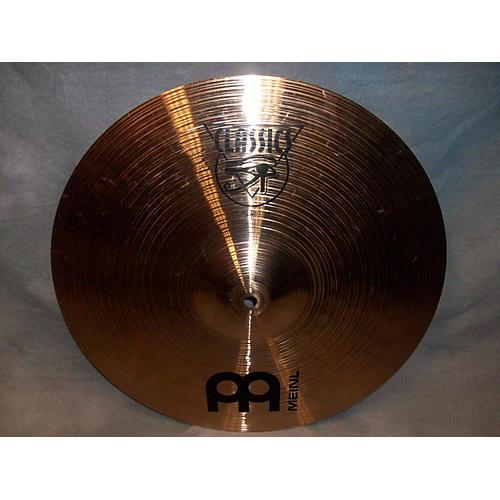 Meinl 17in Classics Medium Crash Cymbal