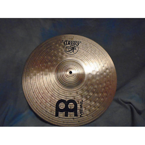 Meinl 17in Classics Medium Crash Cymbal