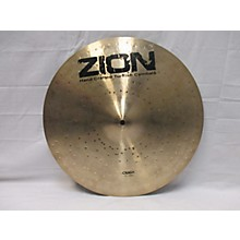 Zion 17in Crash Cymbal