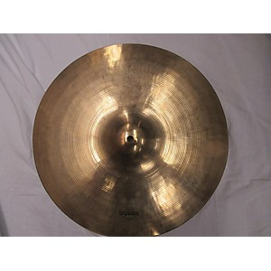 Pre-owned Wuhan 17 inch Crash Cymbal by Wuhan