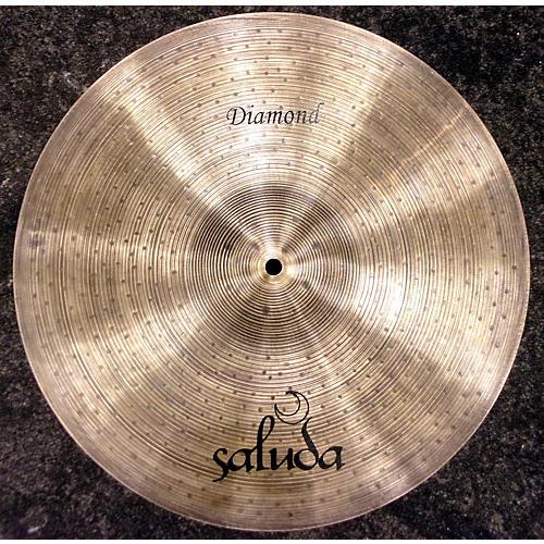Saluda 17in Diamond Thin Crash Cymbal