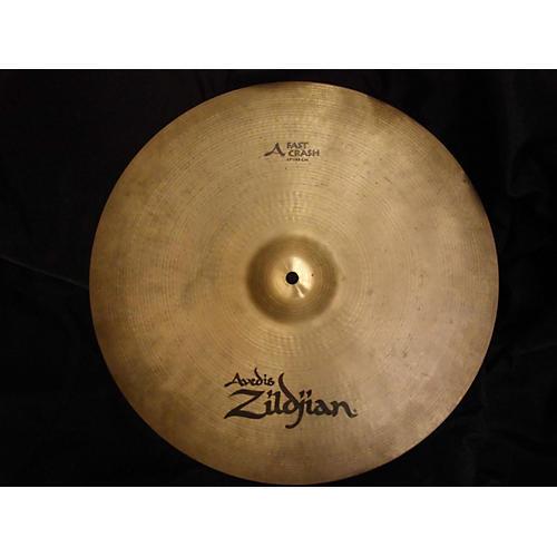 Zildjian 17in Fast Crash Cymbal-thumbnail
