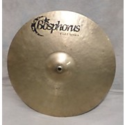 Bosphorus Cymbals 17in Fast Crash Cymbal