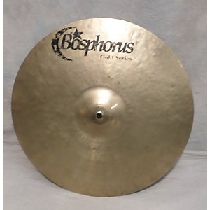 Pre-owned Bosphorus Cymbals 17 inch Fast Crash Cymbal by Bosphorus Cymbals