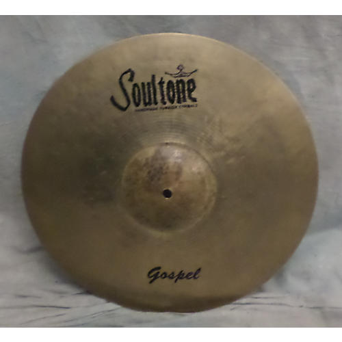 Soultone 17in Gospel Med Crash Cymbal