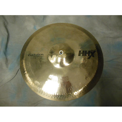 Sabian 17in HHX Effeks Crash Brilliant Cymbal-thumbnail