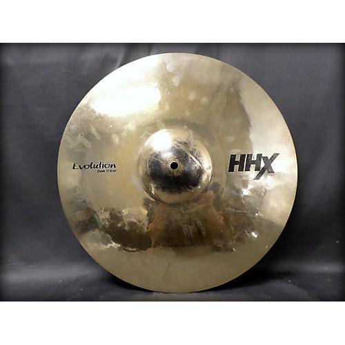 Sabian 17in HHX Evolution Crash Brilliant Cymbal-thumbnail