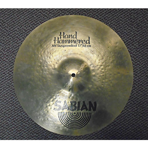 Sabian 17in Hand Hammered HH Suspended Cymbal