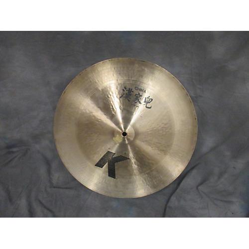 Zildjian 17in K China Cymbal